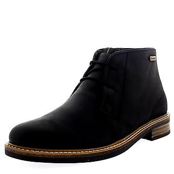 Mens Barbour Readhead Office Smart Ankle Shoes Leather Chukka Boots