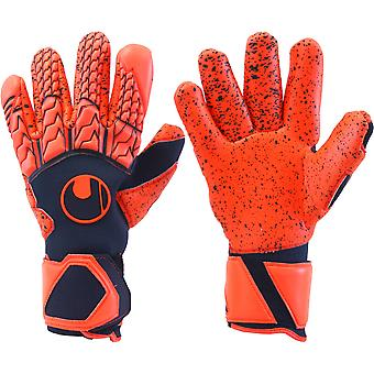 UHLSPORT siguiente nivel SUPERGRIP dedo SURROUND portero guantes tamaño