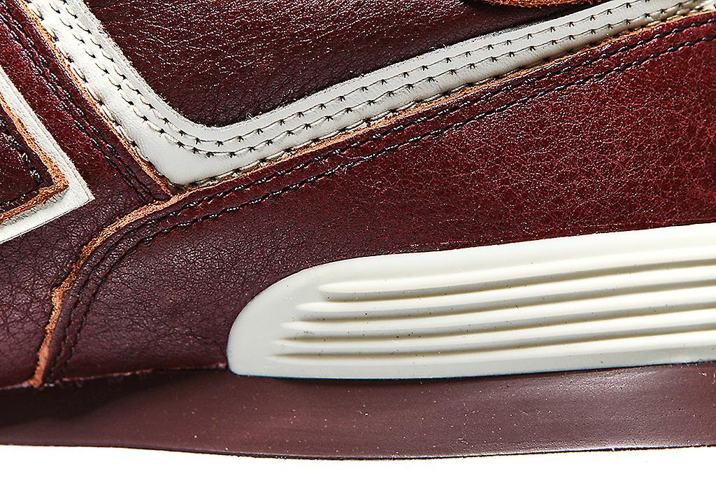 New balance 574 men's sneaker with feeding Brown