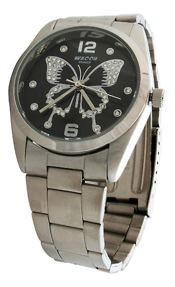 Waooh - Uhr Waooh 1719 - Armband Silber