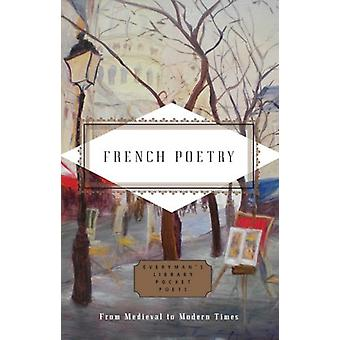 French Poetry - From Medieval to Modern Times by Patrick McGuinness -