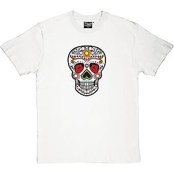 Sugar Skull Herren T-Shirt