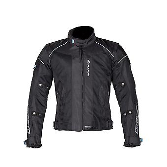 Spada Black Air Pro Seasons Waterproof Motorcycle Jacket
