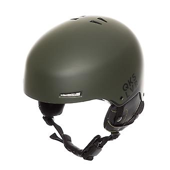 Quiksilver Grape blad 2018 as Snowboard helm