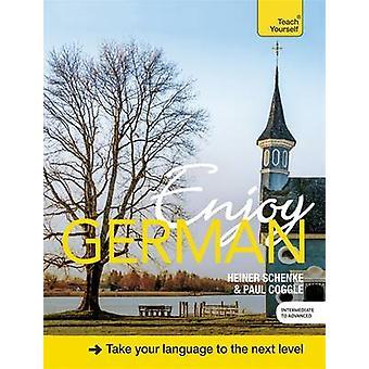 Enjoy German Intermediate to Upper Intermediate Course - Book and CD P