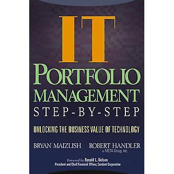 IT (Information Technology) Portfolio Management Step-by-Step - Unlock