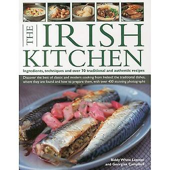 The Irish Kitchen: Ingredients, Techniques and Over 70 Traditional and Authentic Recipes