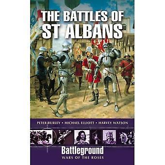 La bataille de St. Albans