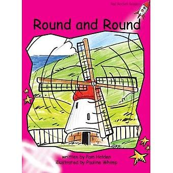 Round and Round: Emergent (Red Rocket Readers: Fiction Set B)