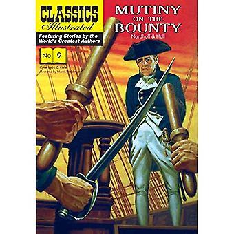 Mutiny on the Bounty (Classics Illustrated)