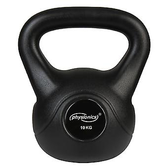 Kettlebell haltère poids musculation haltérophilie exercices gym 10 kg 0701146