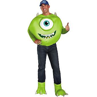 Mike Erwachsenen Plus Kostüm