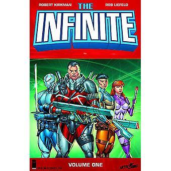 Infinite - Volume 1 by Robert Kirkman - Rob Liefeld - 9781607064756 Bo