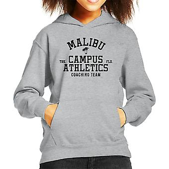 Malibu Campus Athletics Kid's Hooded Sweatshirt