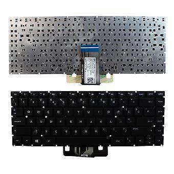 HP Home 14-bs012ur Black Windows 8 UK Layout Replacement Laptop Keyboard