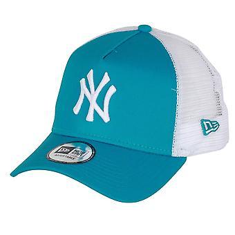 Ny Era NBA eteriska Trucker Snapback Cap ~ New York Yankees