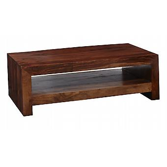Oslo Sheesham Contemporary Large Coffee Table