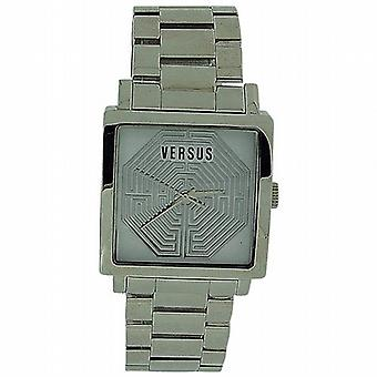 Versus Dazzle Ladies Analogue All Stainless Steel Dress Watch AL12SBQ901-A099
