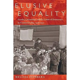 Gäckande jämlikhet-genus-medborgarskap och demokratins gränser i