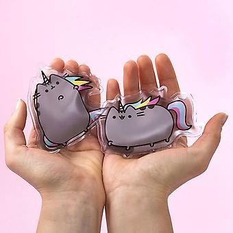 Pusheen Unicorn Hand Warmers