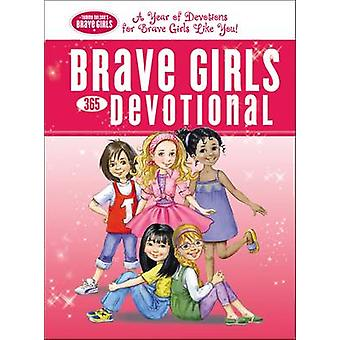 Brave Girls 365-Day Devotional by Thomas Nelson - 9780718089764 Book