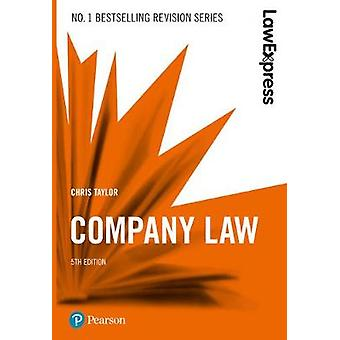 Law Express - Company Law by Law Express - Company Law - 9781292210131
