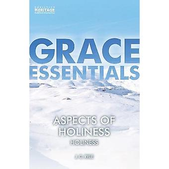 Aspects of Holiness - Holiness by J. C. Ryle - 9781527101043 Book