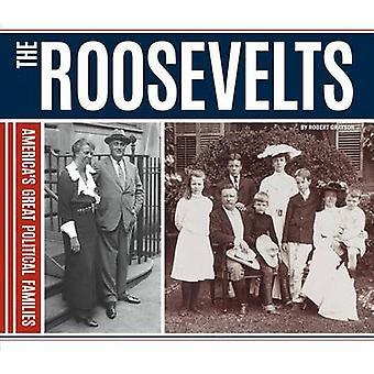 Roosevelts by Robert Grayson - 9781624039102 Book