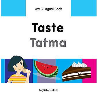 My Bilingual Book - Taste by Milet Publishing Ltd - 9781840598339 Book