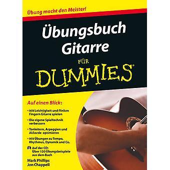 Ubungsbuch Gitarre Fur Dummies by Jon Chappell - 9783527710591 Book