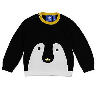 Adidas Originals spædbarn pingvin kløverblad Sweatshirt G69721