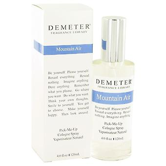 Demeter Mountain Air Cologne Spray Par Demeter 120 ml