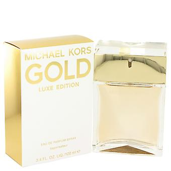 Michael Kors Gold Luxe by Michael Kors Eau De Parfum Spray 3.4 oz / 100 ml (Women)