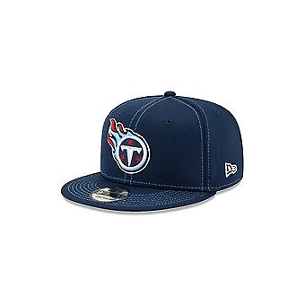 New Era Nfl Tennessee Titans 2019 Sideline Road 9fifty Snapback