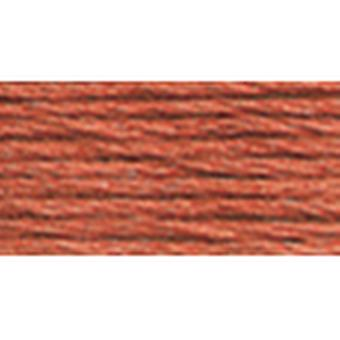 Dmc Tapestry & Embroidery Wool 8.8 Yards Red Clay 486 7356