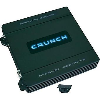 2-channel headstage 440 W Crunch GTX2400