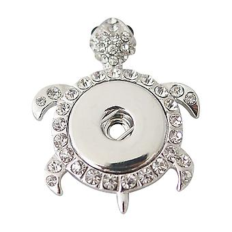 Stainless steel pendant for click buttons KB0154