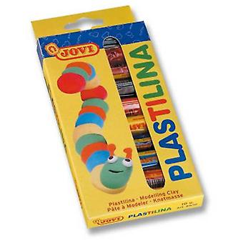 Jovi Bars cassette 10 plast (Toys , Educative And Creative , Arts And Crafts , Dough)