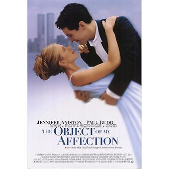 The Object of My Affection Movie Poster Print (27 x 40)