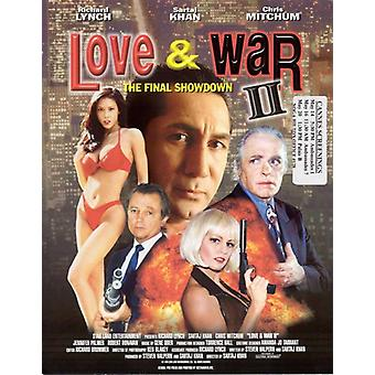 Love and War II Movie Poster (11 x 17)