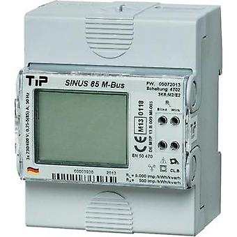 Electricity meter (3-phase) digital MID-approved: Yes TIP SINUS 85 M-BUS