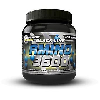 Perfect Nutrition Black Line Amino 9600 1600mg (Sport , Acides aminés)