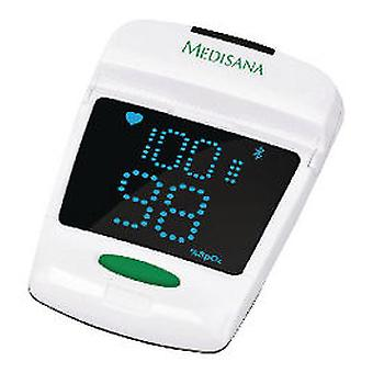 Medisana Pulse Oximeter Bluetooth 4.0 White / Black