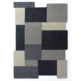 Rugs - Collage Grey