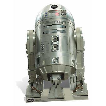 R2-BHD Droid Rogue One: A Star Wars Story Mini Cardboard Cutout