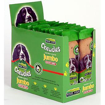 Chewdles Jumbo knogler Original (pakke med 20)