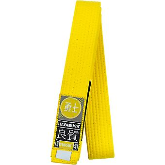 Hayabusa Youth Jiu-Jitsu Belt - Yellow