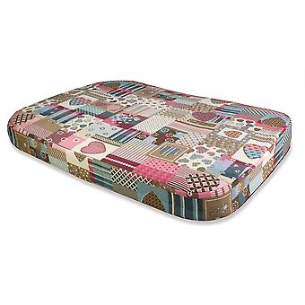 Arquivet Hearts and Stripes mat 90x65x9cm (Dogs , Bedding , Matresses and Cushions)