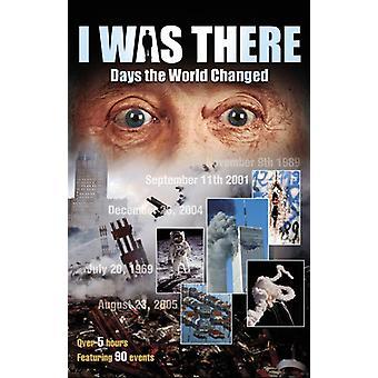 Jeg var der: dage verden ændret [DVD] USA importerer