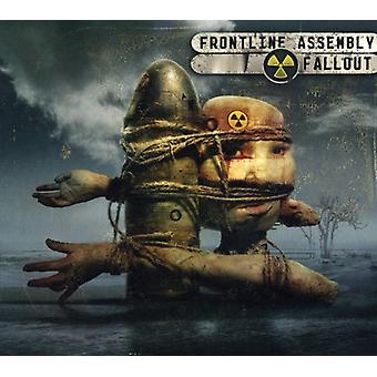 Front Line Assembly - Fallout [CD] USA import